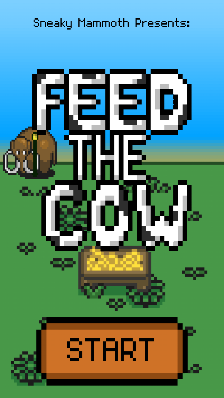 Feed the Cow Title